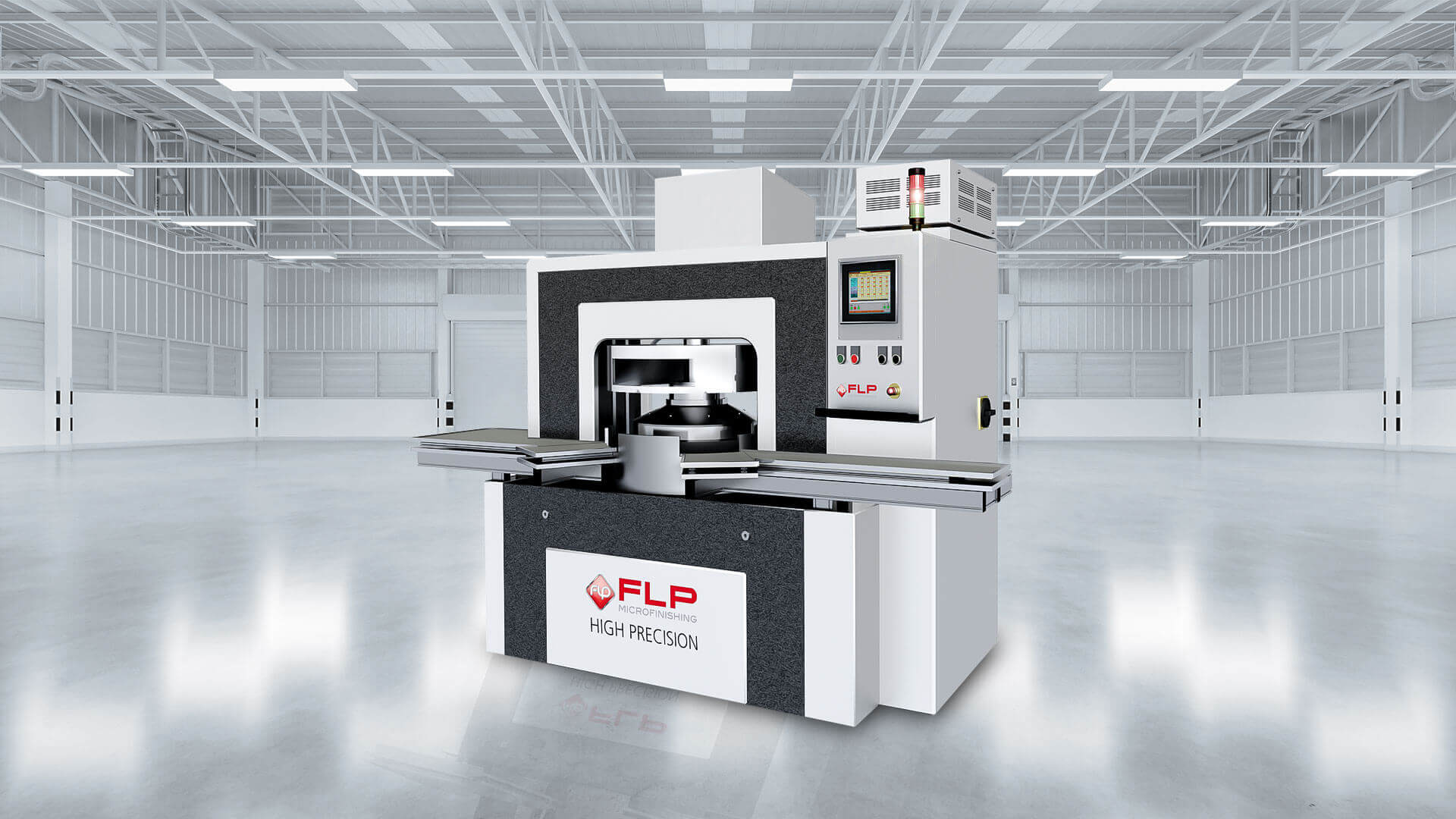 2-sided processing machines - High Precision
