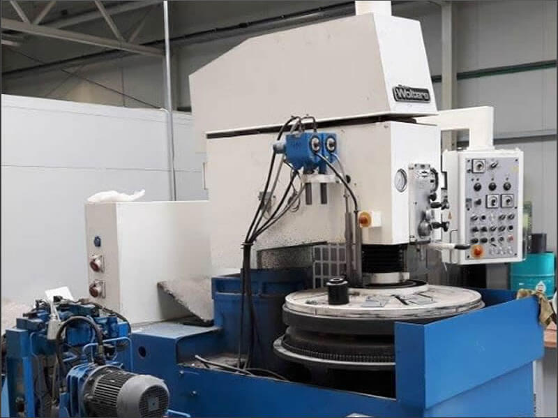 Pre-owned machines - Machines refitted for a specific purpose